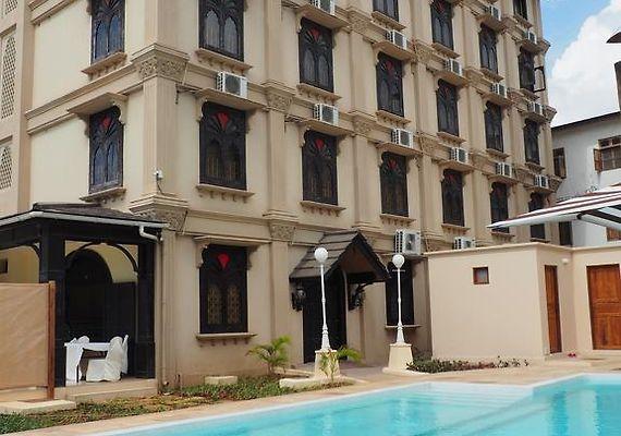 Tavolo Da Lavoro Per Zanzibar : Hotel golden tulip zanzibar boutique zanzibar ****